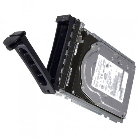 400-ANVL 10TB 7200RPM SAS 12Gb/s 512e Hot-Pluggable 3.5-inch Hard Drive by Dell (Refurbished)