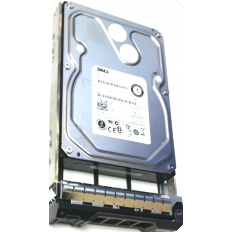 397377-006 750GB 7200RPM SATA 3GB/s Hot-Pluggable NCQ MidLine 3.5-inch Hard Drive by HP (Refurbished)