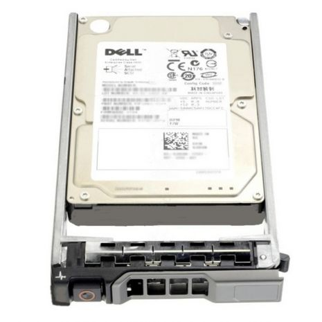341-9996 300GB 15000RPM SAS 3GB/s 3.5-inch Hard Drive with Tray for PowerEdge and PowerVault Server by Dell (Refurbished)