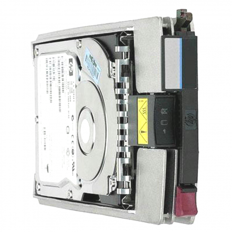 359438-007 300GB 10000RPM Fibre Channel 2GB/s Hot-Pluggable Dual Port 3.5-inch Hard Drive by HP (Refurbished)