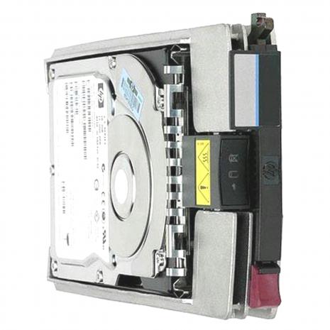 375863-016 300GB 10000RPM SAS 3GB/s Hot-Pluggable Dual Port 2.5-inch Hard Drive by HP (Refurbished)