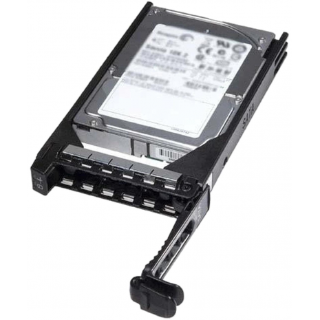 400-22399 600GB 10000RPM SAS 6Gb/s 2.5-inch Hard Drive with Tray by Dell (Refurbished)