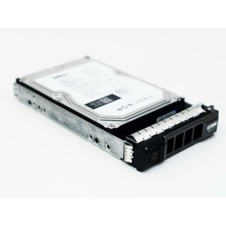 400-AFNZ 6TB 7200RPM SAS 6Gb/s Hot-Swappable 3.5-inch Hard Drive with Tray by Dell (Refurbished)