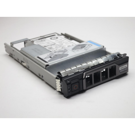 400-AJRC 600GB 15000RPM SAS 12Gb/s 3.5-inch Hybrid Hard Drive with Tray by Dell (Refurbished)