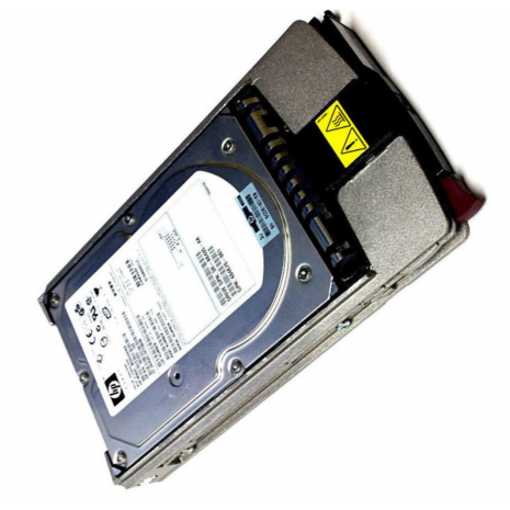 404701-001 300GB 10000RPM Ultra-320 SCSI Hot-Pluggable LVD 80-Pin 3.5-inch Hard Drive by HP (Refurbished)