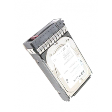 411089-B21 300GB 15000RPM Ultra-320 SCSI Hot-Pluggable LVD 80-Pin 3.5-inch Hard Drive by HP (Refurbished)