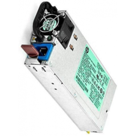 656364-B21 1200-Watts Common Slot High Efficiency Platinum Plus Hot-Plug Switching Power Supply (RPS) for ProLiant DL380P/DL385 Gen8 Servers by HP (Refurbished)