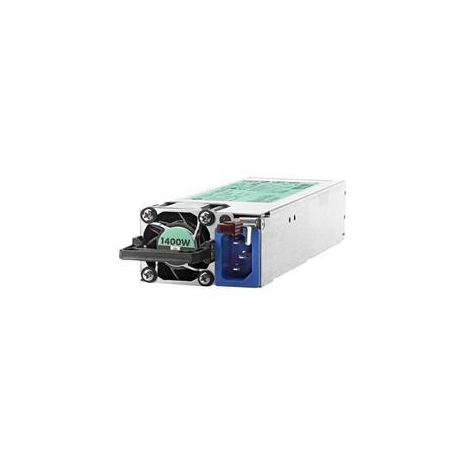 720620-B21 1400-Watt Flex Slot Platinum Plus Hot-Pluggable Power Supply Kit for ProLiant DL360 / DL380 / ML350 Gen9 by HP (Refurbished)