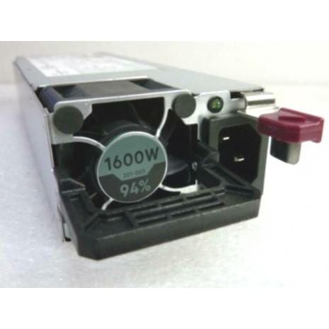 866730-001 800-Watts Hot Plug Redundant Power Supply for ProLiant Dl580 G10 by HP (Refurbished)