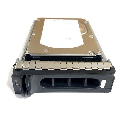 907JJ 600GB 15000RPM SAS 3.5-inch Internal Hard Disk Drive by Dell (Refurbished)