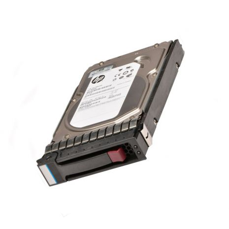 697631-001 1.2TB 10000RPM SAS 6Gb/s 64MB Cache 2.5-inch Hard Drive for ProLiant BL420c Gen8 Server by HP (Refurbished)