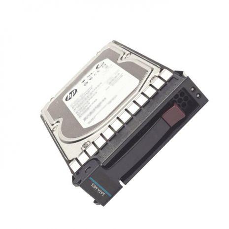 698695-002 3TB 7200RPM SAS 6GB/s 64MB Cache MidLine 3.5-inch Hard Drive by HP (Refurbished)