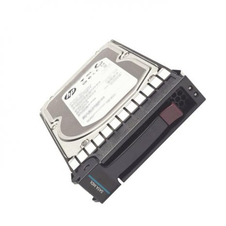 718159-002 1.2TB 10000RPM SAS 6GB/s Hot-Pluggable Dual Port 2.5-inch Hard Drive by HP (Refurbished)