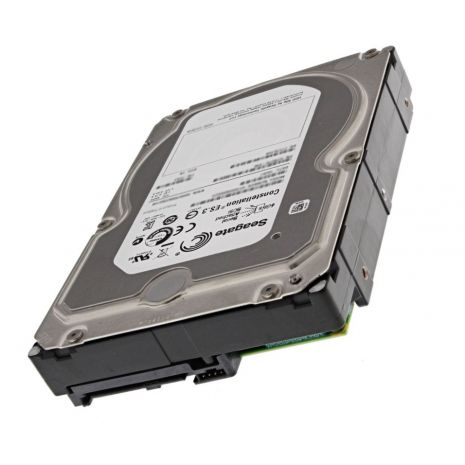 9YZ268-035 2TB 7200RPM SAS 6.0Gb/s 3.5-inch 64MB Cache Hard Drive by Seagate (Refurbished)
