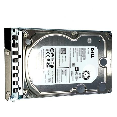 3R6PW 600GB 15000RPM SAS 3GB/s 3.5-inch Hard Drive with Tray by Dell (Refurbished)