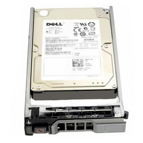 400-20818 600GB 10000RPM SAS 6Gb/s 2.5-inch Hard Drive with Tray by Dell (Refurbished)