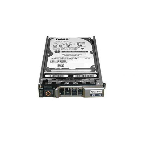 400-19600 300GB 15000RPM SAS 6GB/s 3.5-inch Internal Hard Disk Drive by Dell (Refurbished)