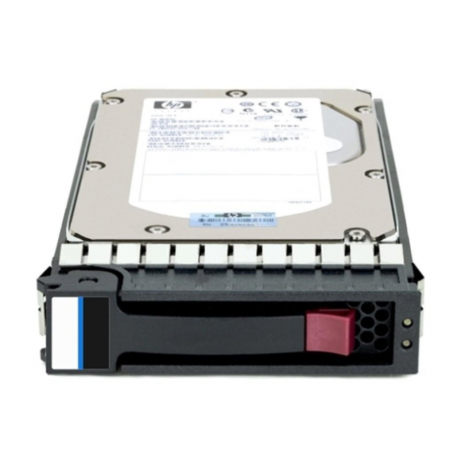 666355-001 300GB 10000RPM SAS 6GB/s Hot-Pluggable Dual Port 2.5-inch Hard Drive by HP (Refurbished)