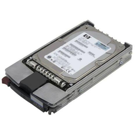454228-002 300GB 15000RPM SAS 3GB/s Hot-Pluggable Dual Port 3.5-inch Hard Drive by HP (Refurbished)