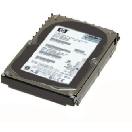 375874-014 300GB 15000RPM SAS 3GB/s Hot-Pluggable Dual Port 3.5-inch Hard Drive by HP (Refurbished)