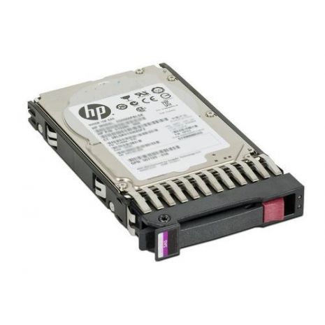 867253-001 600GB 15000RPM SAS 12Gb/s 512e 2.5-inch Hot-Swappable Hard Drive with Tray for ProLiant GEN9 / GEN10 Servers by HP (Refurbished)