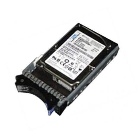 42D0641 300GB 10000RPM 6GB/s SAS 2.5-inch SFF SLIM-HS Hard Drive with Tray by IBM (Refurbished)