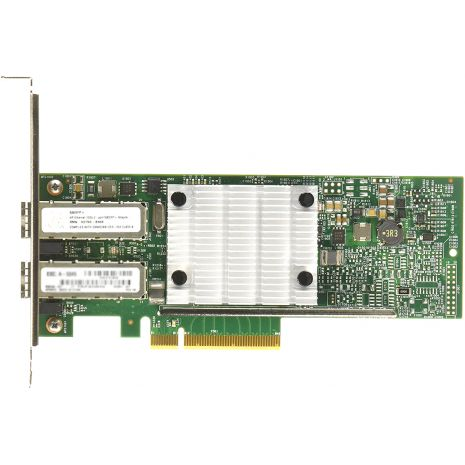 LPE16002B-E Dual Port 16Gb Fiber Channel PCI Express 3.0 Host Network Adapter by Emulex (Refurbished)