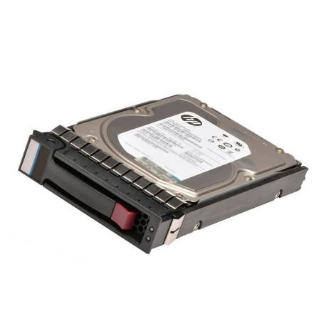 581286-B21 600GB 10kRPM 2.5inch SAS-6Gbps Enterprise G1-G7 HDD by HPE (Refurbished)