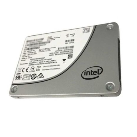 872520-001 960GB Multi-Level Cell SATA 6Gb/s 2.5-inch Solid State Drive by HP (Refurbished)
