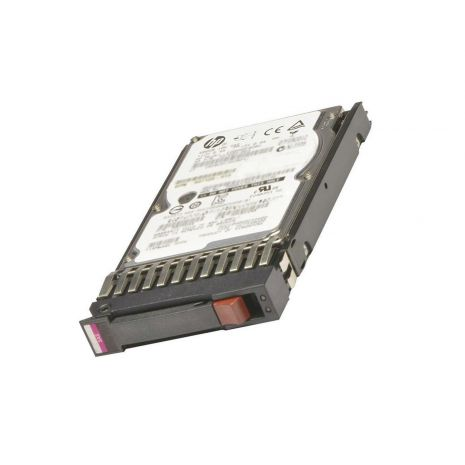 481653-003 300GB 15000RPM SAS 3GB/s Hot-Pluggable Dual Port 3.5-inch Hard Drive by HP (Refurbished)