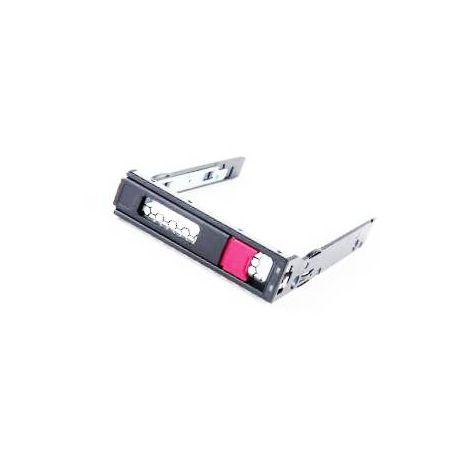 651687-001 2.5-inch SFF SAS / SATA Hard Drive Tray / Caddy for ProLiant Gen8 Gen9 Servers by HP (Refurbished)