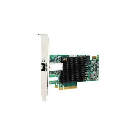 719211-001 StoreFabric SN1100E 16GB 1-Port PCi-e Fibre Channel Host Bus Adapter with Standard Bracket Card Only by HP (Refurbished)