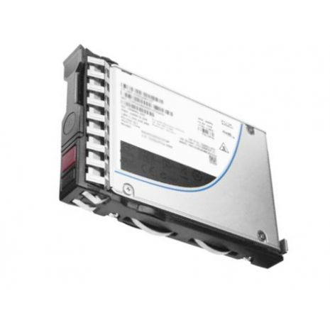 739898-B21 600GB MLC SATA 6Gbps Hot Swap Value Endurance 2.5-inch Internal Solid State Drive (SSD) with Smart Carrier for ProLiant Gen8 Server by HPE (Refurbished)