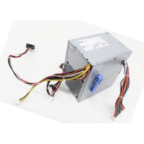 K43JV 300-Watts 24-Pin Power Supply for Inspiron 620 660 Vostro 260 by Dell (Refurbished)