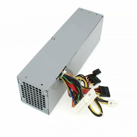 DHVJN 240-Watts Power Supply for OptiPlex 5040 / 7040 / 9040 Mini Tower by Dell (Refurbished)