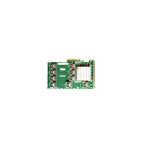 761879-001 Smart Array SAS 12Gbps PCI Express 3.0 x8 Expander Card for ProLiant DL380 G9 by HP (Refurbished)
