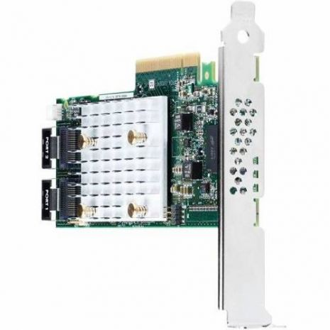 836269-001 Smart Array P408i-p SR SAS-12G PCIe Controller for G10 by HPE (Refurbished)