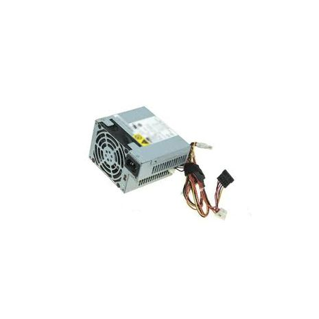 437352-001 240-Watts AC 100-240V 50/60Hz 24-Pin Power Supply with Power Factor Correction (PFC) for DC7800 SFF Desktop by HP (Refurbished)