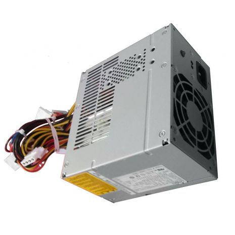 410719-001 250-Watts 115-230VAC 50-60Hz AC-Input ATX Power Supply with Power Factor Correction (PFC) for DX2300/DX2250 MicroTower PC by HP (Refurbished)
