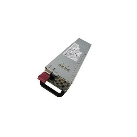 399542-291 700-Watts Redundant Hot-Plug Power Supply with Power Form Correction (PFC) for ProLiant DL360 G5 Server by HP (Refurbished)
