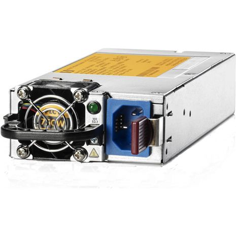723599-001 800-Watts 94% Efficiency Flex Slot Platinum Redundant Hot-Plug 1U Power Supply for ProLiant DL360 / DL380 / ML350 Gen9 Server by HP (Refurbished)
