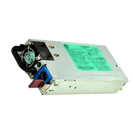 643933-001 1200-Watts Platinum Common Slot Hot-Pluggable Power Supply for ProLiant DL360P G8 / DL360P G8 / DL380E G8 / DL385P G8 Servers by HP (Refurbished)