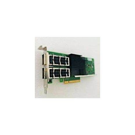 614203-B21 NC552SFP Dual-Ports 10Gbps PCI Express Gigabit Ethernet Network Interface Card by HP (Refurbished)