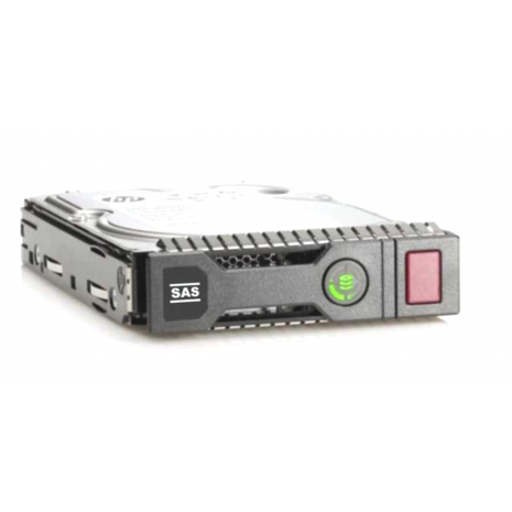 880152-001 300GB 15K RPM SAS 12GBPS SFF(2.5 Inch) SC 512N Hot Swap Digitally Signed Hard Drive With Tray.  by HPE (Refurbished)