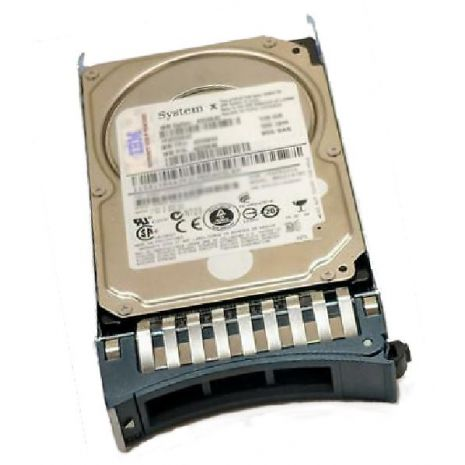 00NA285 300GB 15000RPM SAS 12Gb/s 512e Hot-Swappable 2.5-inch Gen3 Hard Drive with Tray by IBM (Refurbished)