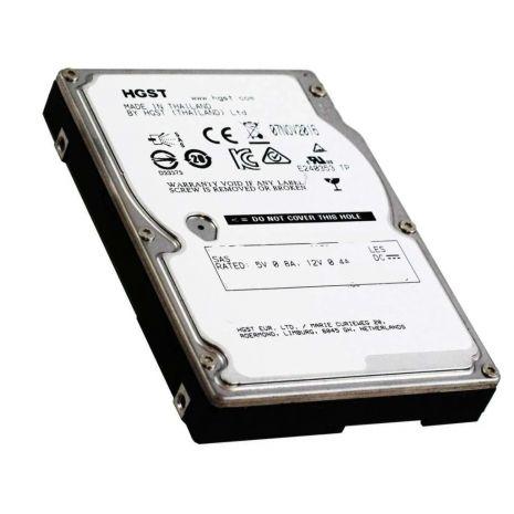 HUC106060CSS600 600GB 10000RPM SAS 6.0 Gbps 2.5 64MB Cache Ultrastar Hard Drive by Hitachi (Refurbished)