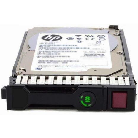 875216-001 600GB 15K RPM SAS 12GBPS SFF 2.5Inch SC 512E Hot Swap Digitally Signed Hard Drive With Tray.   by HPE (Refurbished)
