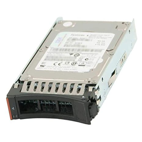 00YG668 6TB 7200RPM SAS 12.0 Gbps 3.5 128MB Cache Hard Drive by Lenovo (Refurbished)