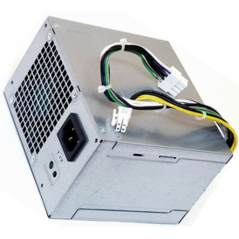 05DDV0 300-Watts 24-Pin Power Supply for Inspiron 620 660 Vostro 260 by Dell (Refurbished)