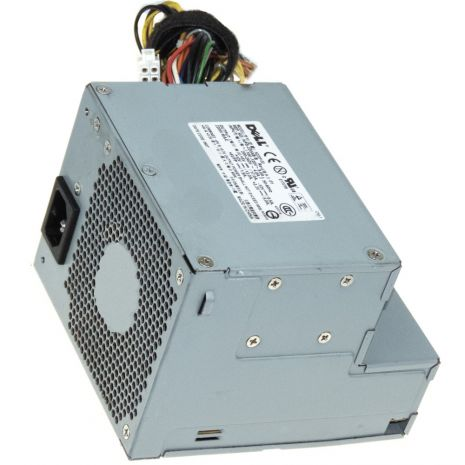 0WU123 255-Watts Power Supply for Optiplex 760/960 DT by Dell (Refurbished)